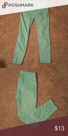 Turquoise skinny jeans Refuge Size 6 turquoise skinny jeans refuge Jeans Skinny