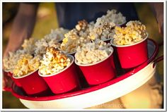 Backyard Movie Night for Chinet
