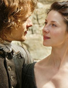 #otp: jamie x claire /// Jamie & Claire from the Outlander series
