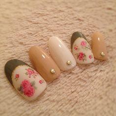 レトロ♡ - @Fumito Kobayashi- #webstagram. I'm becoming a huge fan of floral print lately.