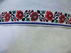 Переяславщина, поділ Palestinian Embroidery, Design Case, Cross Stitch, Crochet, Handmade, Rooster Cross Stitch, Knit Flowers, Embroidered Flowers, Embroidery Stitches