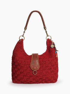 innovart en crochet: Rojo que te quiero rojo...
