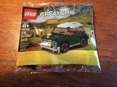 Mini Mini-Cooper - 40109 - free with purchase @ Lego