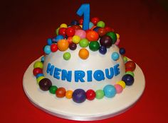Bolas para o Henrique - Novembro 2011 http://onecakeout.blogspot.pt/2011/12/bolas-para-o-henrique.html