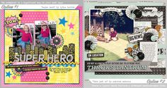 The latest digital scrapbooking news, challenges, freebies and inspirational stuff from your favorite SWEET spot! Bingo, Shadow Box, Cute Kids, Digital Scrapbooking, Archive, Challenges, Superhero, Sweet, Summer