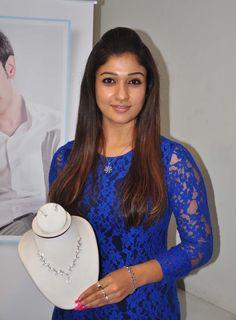 Nayanthara Unveils the Platinum Jewellery Season's Collection ★ Desipixer  ★