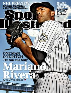 The Great Rivera: Mariano deserves a royal send-off in 2012, expected to be his last season. Even visiting fans should stand and applaud his entrances, though he almost always comes in when they're not in the best of moods (trailing in the bottom of the ninth).