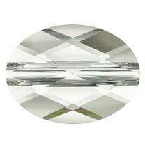 Swarovski Bead Crystal Silver Shade art. 5051  #Innovations