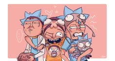 pocket mortys | Tumblr
