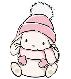 Conejo Disney Stitch, Christmas Drawing, Christmas Art, Scrapbooking Image, Baby Shark Music, Baby Animals, Cute Animals, Image Svg, Baby Shark Doo Doo