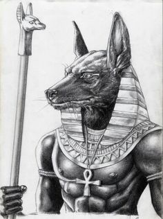 Definitely getting Anubis on my rib cage...in love with Egyptian gods.