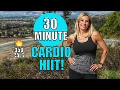 30 Minute Cardio Workout | Intense 30 Minute HIIT! - YouTube
