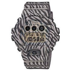 Reloj Casio G-Shock DW6900 Gris Resistente a Golpes y Vibraciones – Relojes Casio en México | CompraFacil.mx