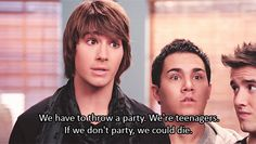 Big Time Rush-The only dudes that can bring out the ten-year-old girl in me. Guess I will never outgrow boybands :)