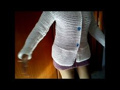 Folded Pocket Loom Knit Jacket - YouTube