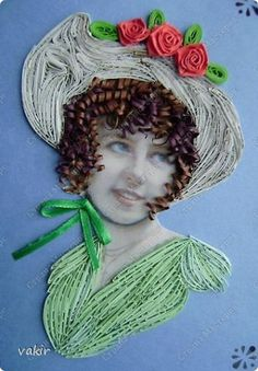 Really great Quilling!!