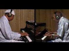 Tres Palabras. Bebo Valdes y Chucho Valdes han grabado un disco juntos a dos pianos. Esto es una primicia de esa grabacion historica.