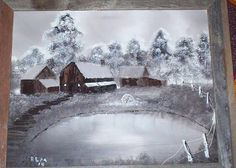 12 Best My Paintings Images On Pinterest Bob Ross Hobby Lobby And