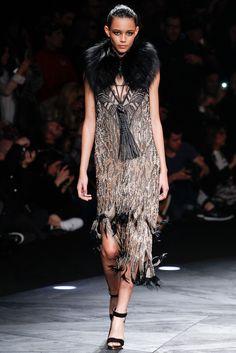 Roberto Cavalli Fall 2014 Ready-to-Wear Fashion Show - Binx Walton