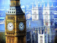 Big Ben, London England- seen this in person! Big Ben London, Oh The Places You'll Go, Places To Travel, Places To Visit, Travel Destinations, Travel Pics, Travel Ideas, London England, Arquitetura