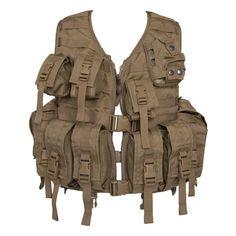 combat vest | Karrimor Sabre Combat Vest. Coyote, Chest Rig
