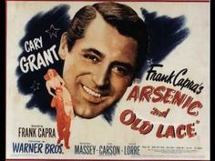 Cary Grant - Arsenic and Old Lace 1994 - YouTube