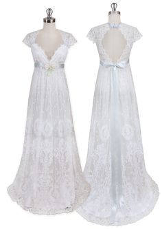 Minuet Gown – Claire Pettibone Couture SAMPLE $2,350 http://shop.clairepettibone.com/products/minuet-gown