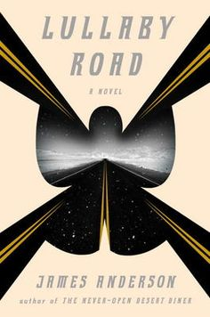 James Anderson signs Lullaby Road, Wednesday, January 24 at 7 PM!