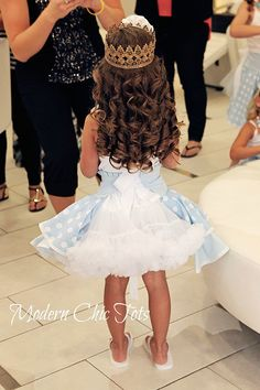 Cinderella DressUp Apron Costume Halloween Party by ModernChicTots