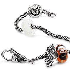 Trollbeads Gallery - Halloween Starter Bracelet, $319.00 (https://www.trollbeadsgallery.com/halloween-starter-bracelet/)