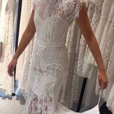 LOVER. WHITE MAGICK: Jasmine Dress.