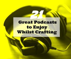 21 podcast recommendations