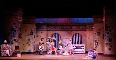 The Drowsy Chaperone- Set Design on Behance