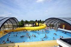 zwembad familiecamping IJsselstrand