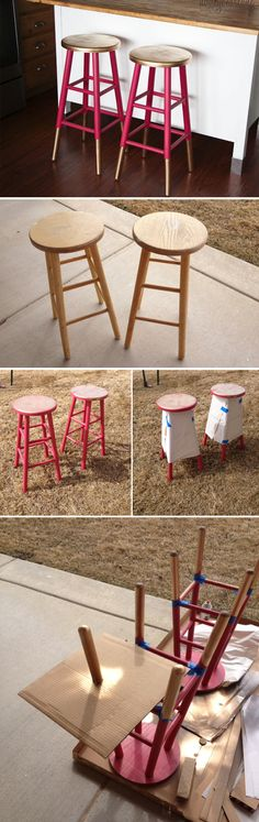 25 Low-Budget Makeovers You Can Do With Spray Paint...