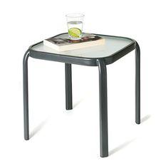 Homemaker Glass Outdoor Table | Kmart