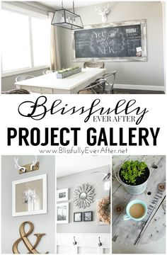 Blissfully Ever After Blogger Project Gallery
