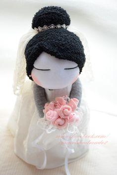 Grace--#344 sock doll