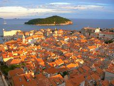 Stari Grad in Dubrovnik, Croatia