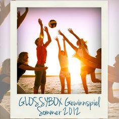 GLOSSYBOX Gewinnspiel Sommer 2012    www.glossybox.de