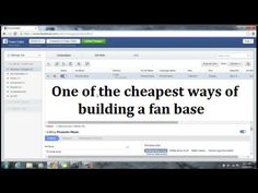 Cronicbeats presents: How to build a fan base with Facebook Ads