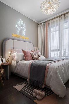 Bauhaus Furniture, Kids Room Furniture, Sofa Furniture, Furniture Design, Bedroom Bed Design, Girls Bedroom, Bedroom Decor, Study Room Decor, Toddler Room Decor
