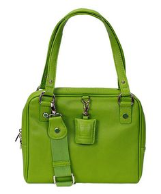 tyla rae Green Pebble Parker Bag for iPad by Tech Trends: Electronic Accessories