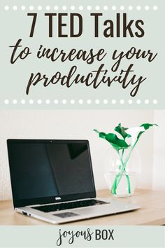 If you're feeling frustrated or overwhelmed because you have a million things to do and there's just not enough time, then you definitely want to watch these productivity TED talks! Motivation Goals, School Motivation, Feeling Frustrated, Feeling Overwhelmed, Self Development, Personal Development, Ted Talks Video, Quitting Social Media, Positive Psychology