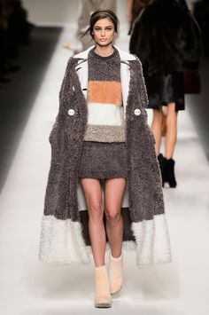 Fendi - MFW - Otoño/Invierno 2015-2016 - www.so-sophisticated.com