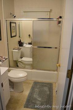 How To Remove An Old Sliding Shower Door Shower Doors