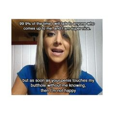Jenna Marbles.....this made me seriously LOL! I might have a little crush on this woman.