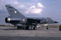 "Mirage F1C n°82/ 10-SB du 1/10 ""Valois"" le 28 février 1985. Coll. YF"