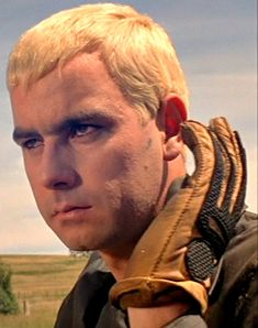 Titles: Mad Max People: Geoff Parry Characters: Bubba Zanetti