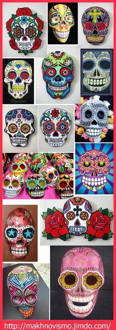 Calaveritas mexicanas